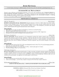 Valuable Retail Management Examples Retail Management Resume