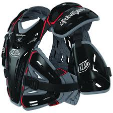 Troy Lee Designs Protection Troy Lee Designs Chest Protector Bg 5955 Black