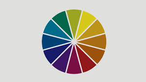 Brown Color Chart Wheel The Color Wheel