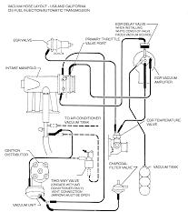 1981 Toyota Vacuum Diagram