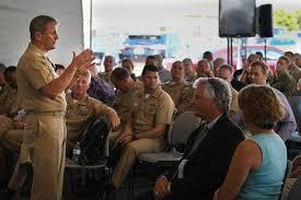 Dvids Images Top Surface Warfare Officer Addresses Surface Navy
