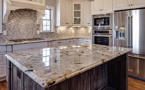 image of kitchen island granite countertop pictures