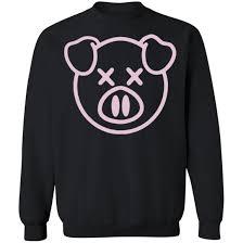 Shane Dawson Jeffree Star Pig Logo Shirt Hoodie Ls Q