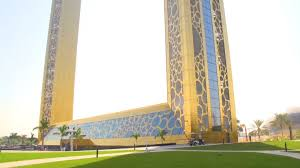 world s largest picture frame opens in dubai after decade wait 9travel