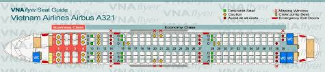 321 Seating Chart Vnaflyer Vnas Airbus A321 The Most Accurate Seat Map