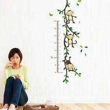 Amazon Com Beyonds Growth Chart For Kids Baby Wall Growth