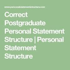 An essential component of a graduate school or medical school application  is the personal statement  A well written personal statement can mean the