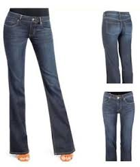 Details About Cabi Stretch Zoe Flare Jeans Womens Size 4 Blue Denim 749r