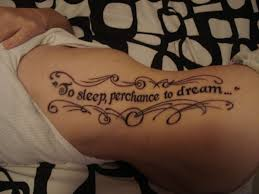 Tatuaggio Scritta Uomo