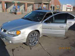 2001 Pontiac Grand Am V6 SE related infomation,specifications ...