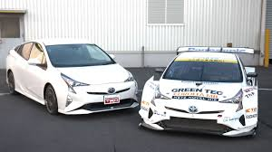 New Toyota Prius GT300 Race Car is a Badass Hybrid - Toyota Nation ...
