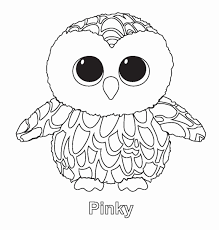 Beanie Baby Coloring Pages New 27 Best Beanie Boos Coloring Pages