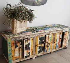 from nautical to domestic old african boats recycled into bold furniture african inspired furniture