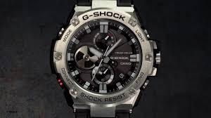 Giới thiệu đồng hồ thông minh Casio G-Shock G-Steel bền bỉ cực đại