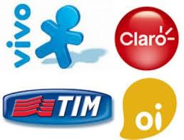 Resultado de imagem para Oi, Tim, Claro e Vivo foram multadas em mais de R$ 22 milhões.
