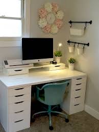 study table with storage designs