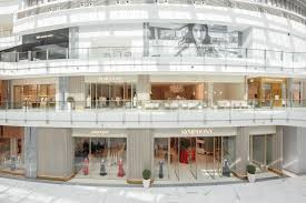 Designer Stores In Dubai H2r Designs New Retail Destination Uses Design To Create A