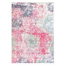 pink and gray area rug hand woven pink gray area rug pink gray vintage wool tufted pink and gray area rug