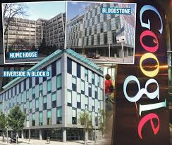 google dublin office. The Buildings Bought By Google And Blackstone Dublin Office C