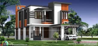 1800 sq ft nice modern house kerala home design bloglovin prepossessing plans