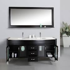 71 inch Double Sink Vanity from Virtu USA