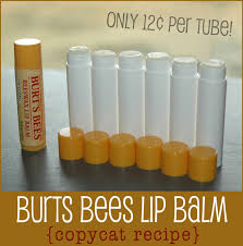 so easy to make your own burt s bees lip balm from home takes about 3