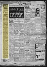 New garage to replace 1st Presbyterian; Lucinda Morton plaque. 3/3/1929 -  Newspapers.com
