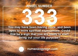 Angel Number Chart Angel Number 333 Meanings Why You Are Seeing 3 33
