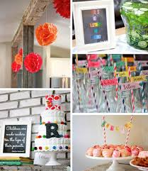 Karas Party Ideas Colorful Book Baby Shower Ideas Planning Supplies