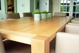 brilliant oak dining table with oak dining table