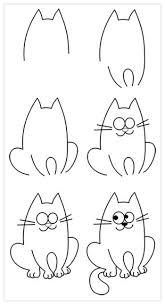 12 лёгких рисунков карандашом для срисовки поэтапно с детьми фото