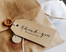 thank you tags for wedding favors free editable thank you tag wedding thank you tags gift tags