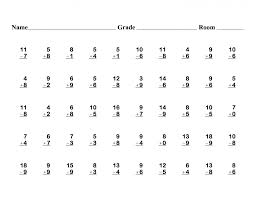 Kids. free worksheets for first graders: Math Worksheets First ...
