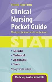 Clinical Nursing Pocket Guide Clinic Science Books Books