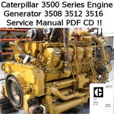 Engine Troubleshooting Chart Pdf Details About Caterpillar Engine 3508 3512 3516 Service Manual 8 12 16 Cylinder Pdf Nice