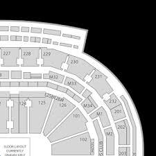 Concert Ticket Layout Stunning Little Caesars Arena Seating Chart NBA Map SeatGeek