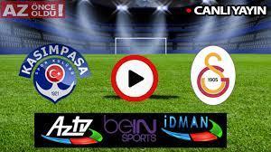 CANLI İZLE | Kasımpaşa Galatasaray şifresiz CANLI İZLE | Kasımpaşa  Galatasaray AZ TV İdman TV İZLE