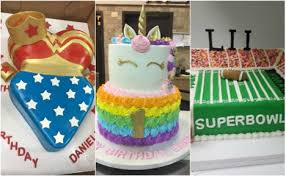 6 Amazing Cakes For Your Childs Next Birthday Calandras Bakery