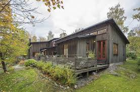 A lovely modern country home in Sweden