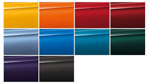 Bmw Individual Colour Chart Bmw Individual Brings High End Style And Colour