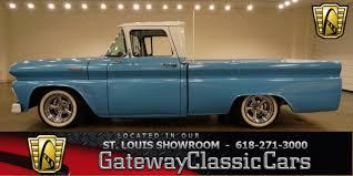 1962 Chevrolet C10 Stock #6815 Gateway Classic Cars St. Louis ...