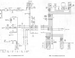 wiring diagrams air conditioning