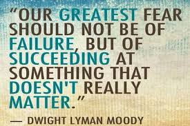 Dl Moody Quotes Mesmerizing Quotes For Life Our Greatest Fear DLMoody Reflections For Living