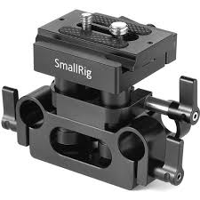 <b>SmallRig</b> Universal Baseplate with <b>15mm</b> LWS Rod Clamp ...