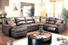 macys furniture leather couches sofa brown