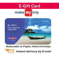MakeMyTrip E-Gift Card 1000 - Buy Online on Snapdeal