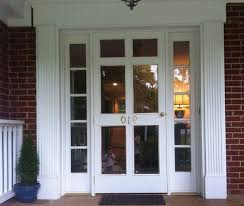 charming decoration wood storm doors with glass wooden storm doors best home furniture ideas