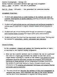 geology essay assignment esaay instructions page 1