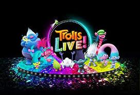 Amazon Com 7x5ft Trolls Poppy Animation Movies Photography