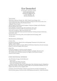 59 Blank Resume To Fill In Resume Blank Template Resume